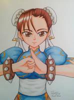 Chun-Li by ProjektKitsune