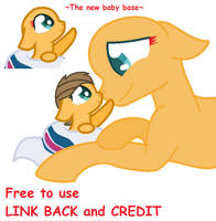 The new baby base with Sugar Apple by SuperRosey16