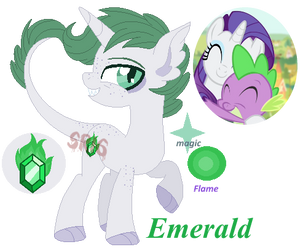 Emerald 2018 by SuperRosey16
