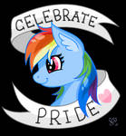 Celebrate Pride by Amazing-ArtSong