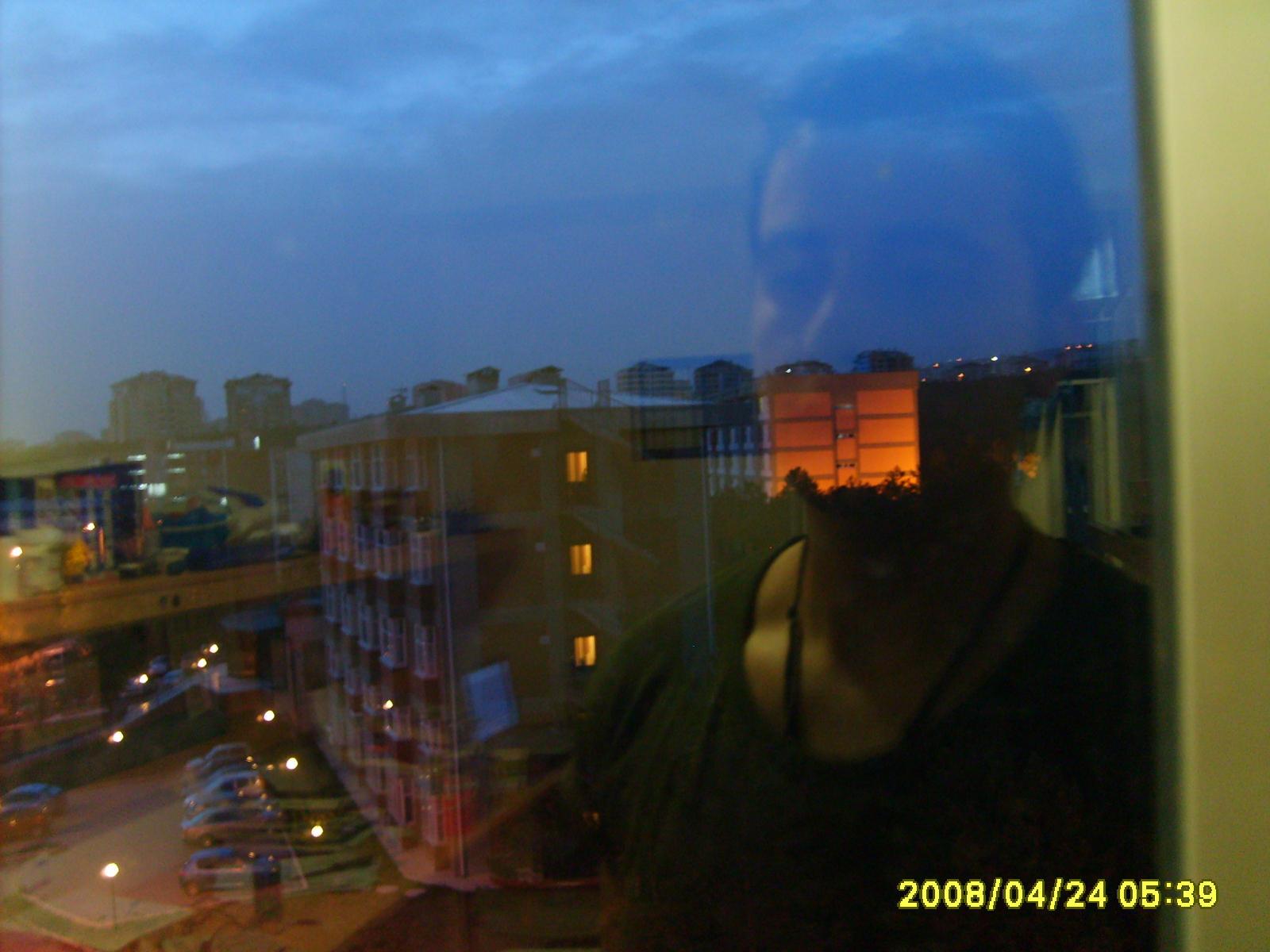 Towards the dawn by AlfAu