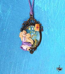 Rapunzel by r0ra