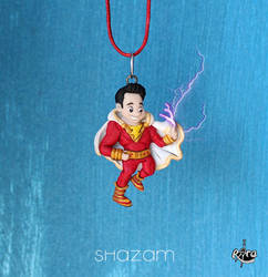 Shazam! by r0ra