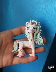 Unicorno by r0ra