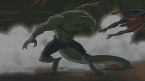 UltimateSpiderman-The Lizard 2 by GiuseppeDiRosso