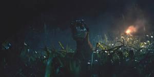 Jurassic World- RIP Charlie by GiuseppeDiRosso