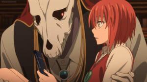 The Ancient Magus' Bride OVA-Elias Ainsworth 10 by GiuseppeDiRosso