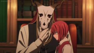 The Ancient Magus' Bride OVA-Elias Ainsworth 11 by GiuseppeDiRosso