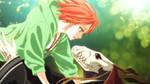 Magus's Bride Anime-Chise Hatoi Elias Ainsworth 15 by GiuseppeDiRosso