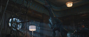 Jurassic World Fallen Kingdom-Indoraptor 12 by GiuseppeDiRosso