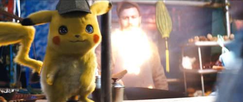Pokemon Detective Pikachu-Pikachu 1 by GiuseppeDiRosso