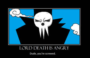 Lord Death by th3c0l0rgr33n