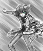 Hero of Neo Space by Horoko