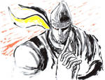 The Ninja by Horoko
