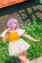 One with the Wind by PetelCosplay