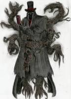 The Wrath of Jack the Ripper by MonsterKingOfKarmen