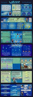 Desky's water tutorial by Deskleaves