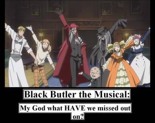 Black Butler The Musical by MercyAntebellum