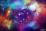 Nebula, birthplace of stars by x-SquishyStar-x
