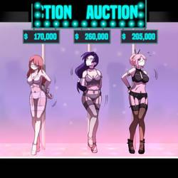 Lingerie Auction by HeartGear