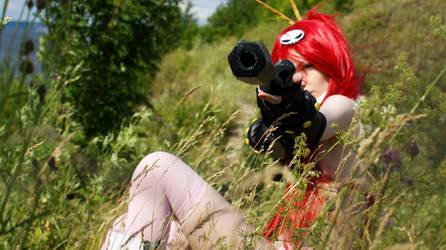 Yoko Littner cosplay by Neka-chi