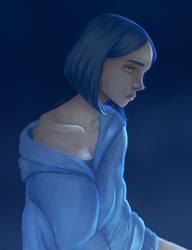 Blue by ohwelltowel