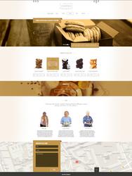 Cukiernia - layout by KamilBachanek