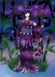 Sendai Tanabata by HarunaAkatsuki