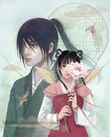 Spring Lotus by lilsuika
