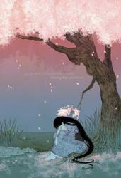 Sakura Onna by lilsuika