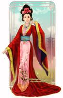 Lady Yurimi by lilsuika