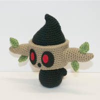 Phantump by Heartstringcrochet