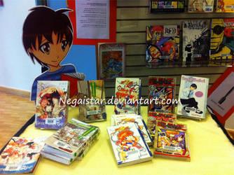Manga Stand by negaistar