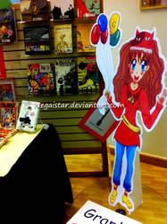 Manga stand 2 by negaistar