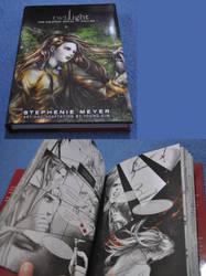 Twilight Manga Vol.1 by negaistar
