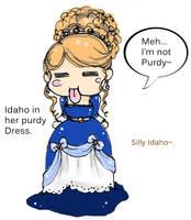 Idaho Dress idea -for fun by NikkoTakishima