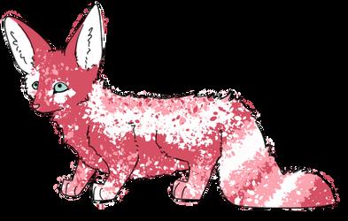 Corgi Fox Adopt #1 [OPEN] by candle-kisses