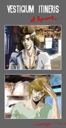 Vestigium Itineris:el anime by Manechan