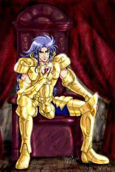 Gemini Saga by Manechan