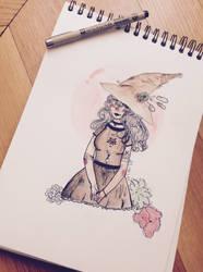 Witch by Koko-Arts