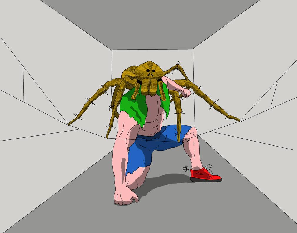 Spidermutant by GalaxyZento