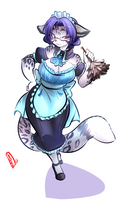 Maid by LovelyDagger