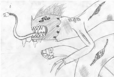 the unforgivable himself by Zzaggraff