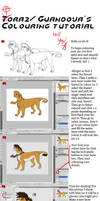 Colouring+Shading tutorial by DRGNFL