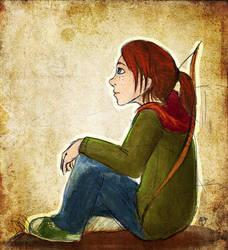 Ellie by DRGNFL