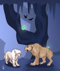 Crystal cave 4 - Tokotas by DRGNFL