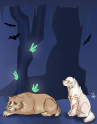 Crystal cave 5 - Tokotas by DRGNFL