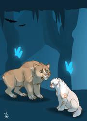 Crystal cave 6 - Tokotas by DRGNFL