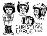Chris by leggylarue