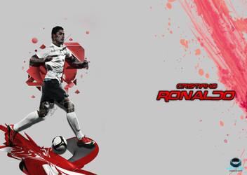 Cristiano Ronaldo Design by AmrYasserDesigner